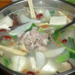 羊肉二仙汤